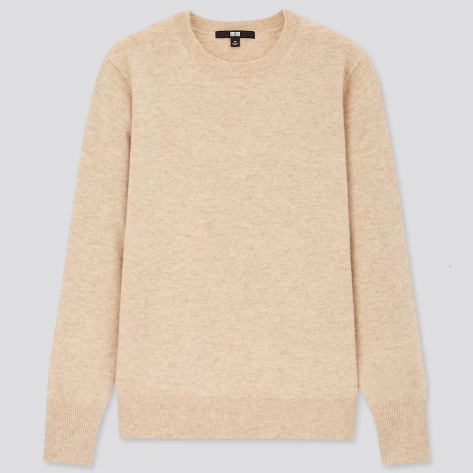 cashmere sweaters uniqlo