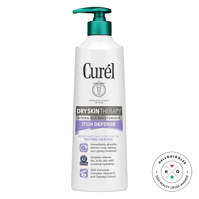 curel anti-itch body lotion