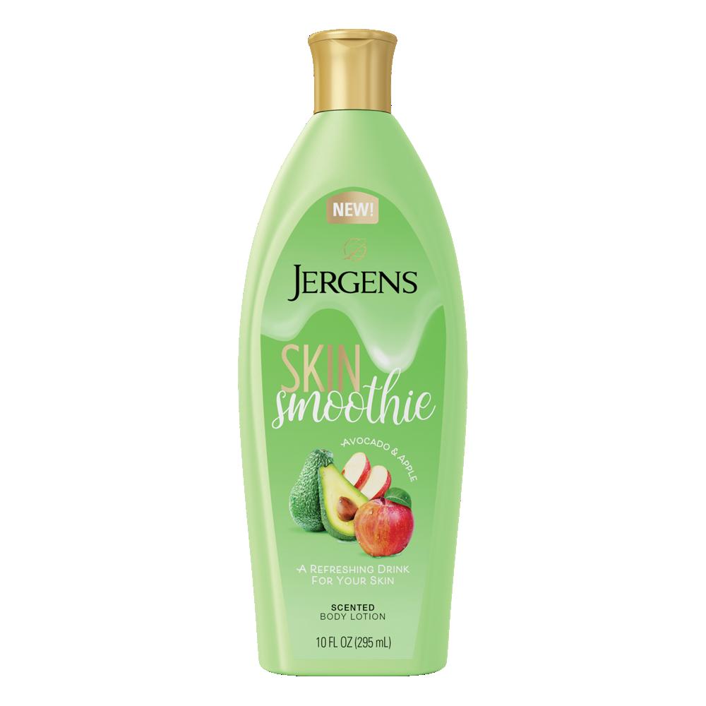 Jergens skin smoothie