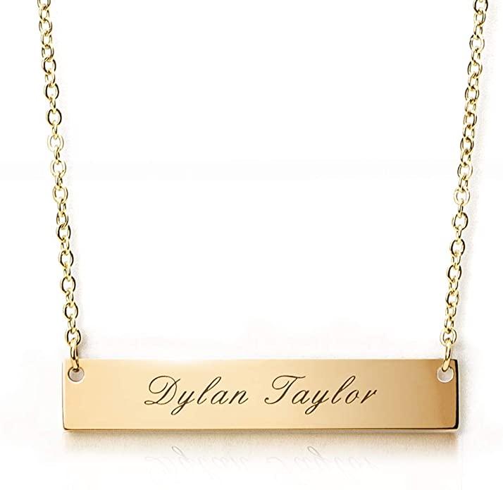 amazon custom necklace
