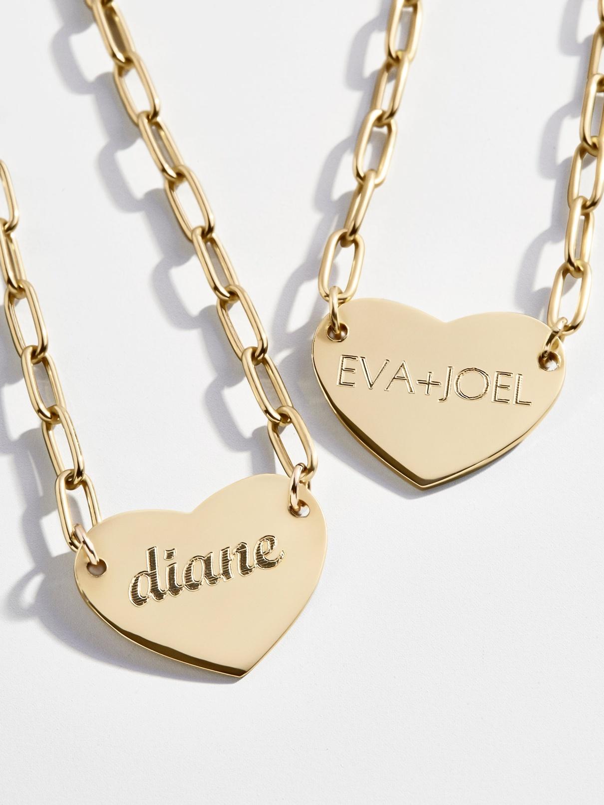 baublebar chain necklace