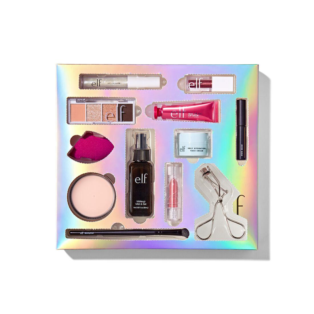 e.l.f. cosmetics 12 days of beauty advent calendar