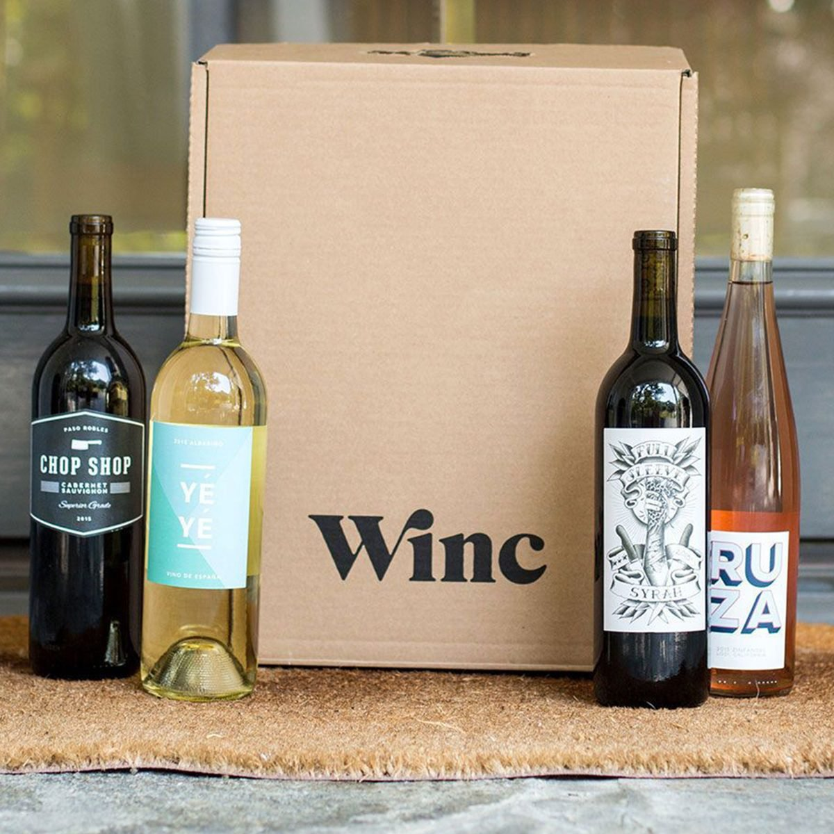 winc wine subscription, gifts for someone who has everything