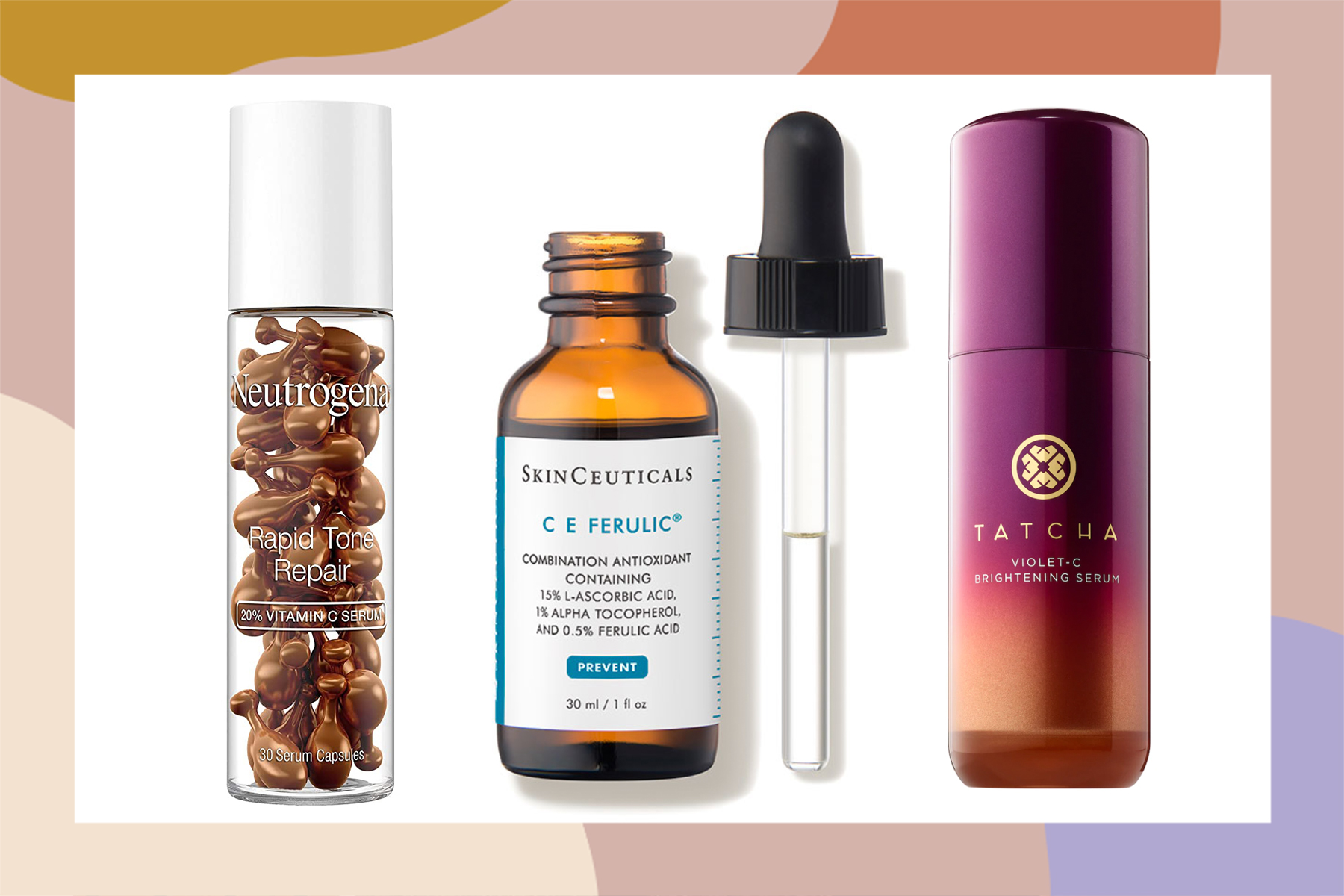 best vitamin c serums 2020 2021