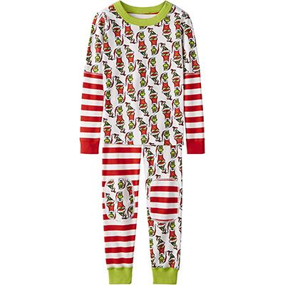 hanna andersson grinch christmas pajamas