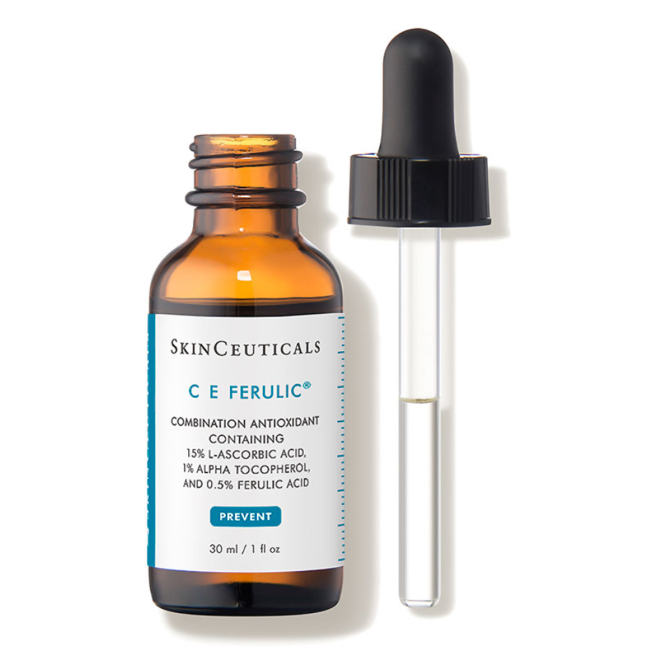 best vitamin c serums skinceuticals c e ferulic