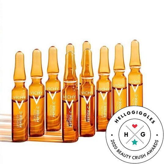 best vitamin c serums vichy
