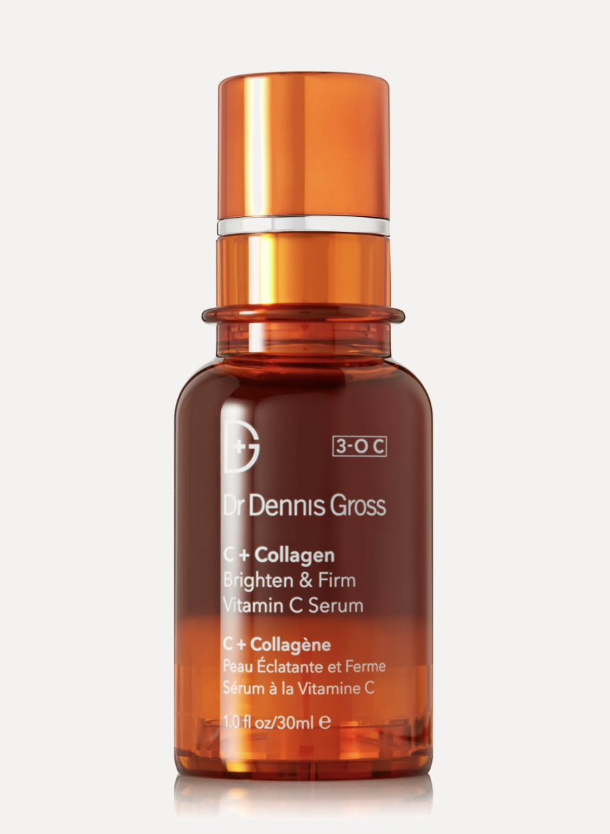 dennis gross vitamin c serum