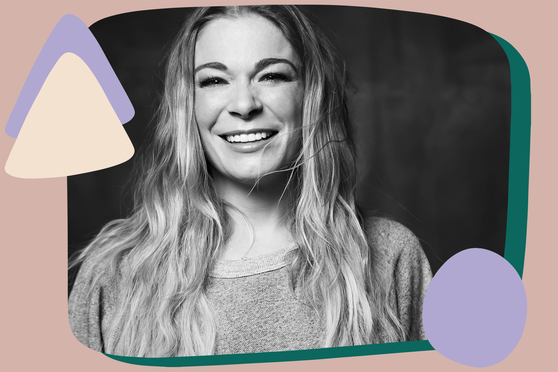 LeAnn Rimes Interview