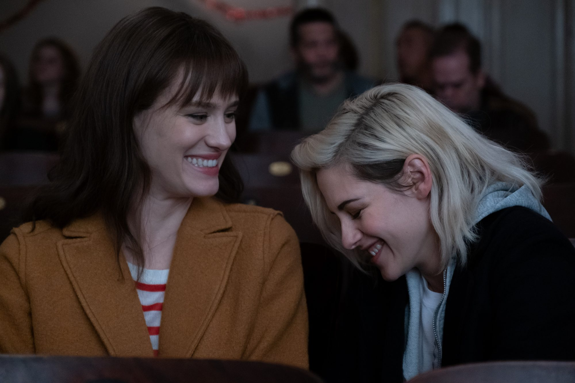 Kristen Stewart (Finalized);Mackenzie Davis (Finalized)