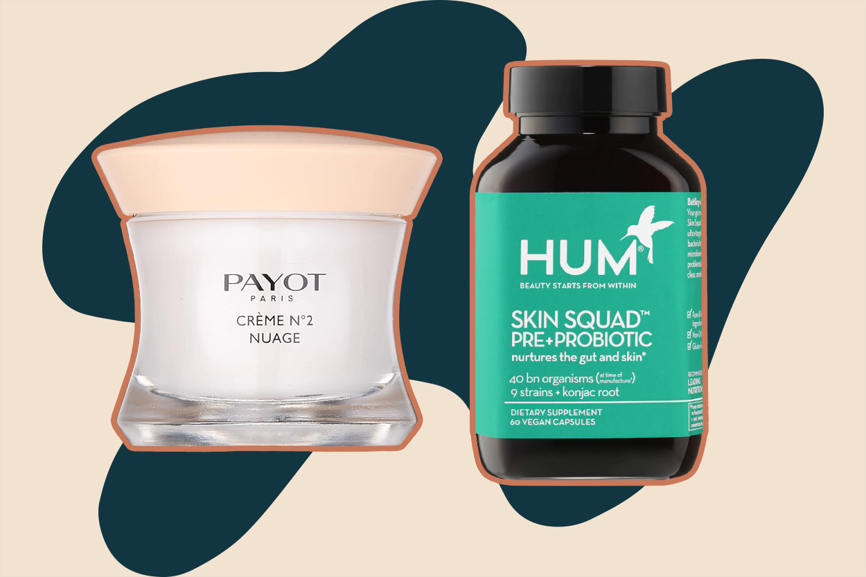 probiotic skincare payot paris benefits hum topical supplements