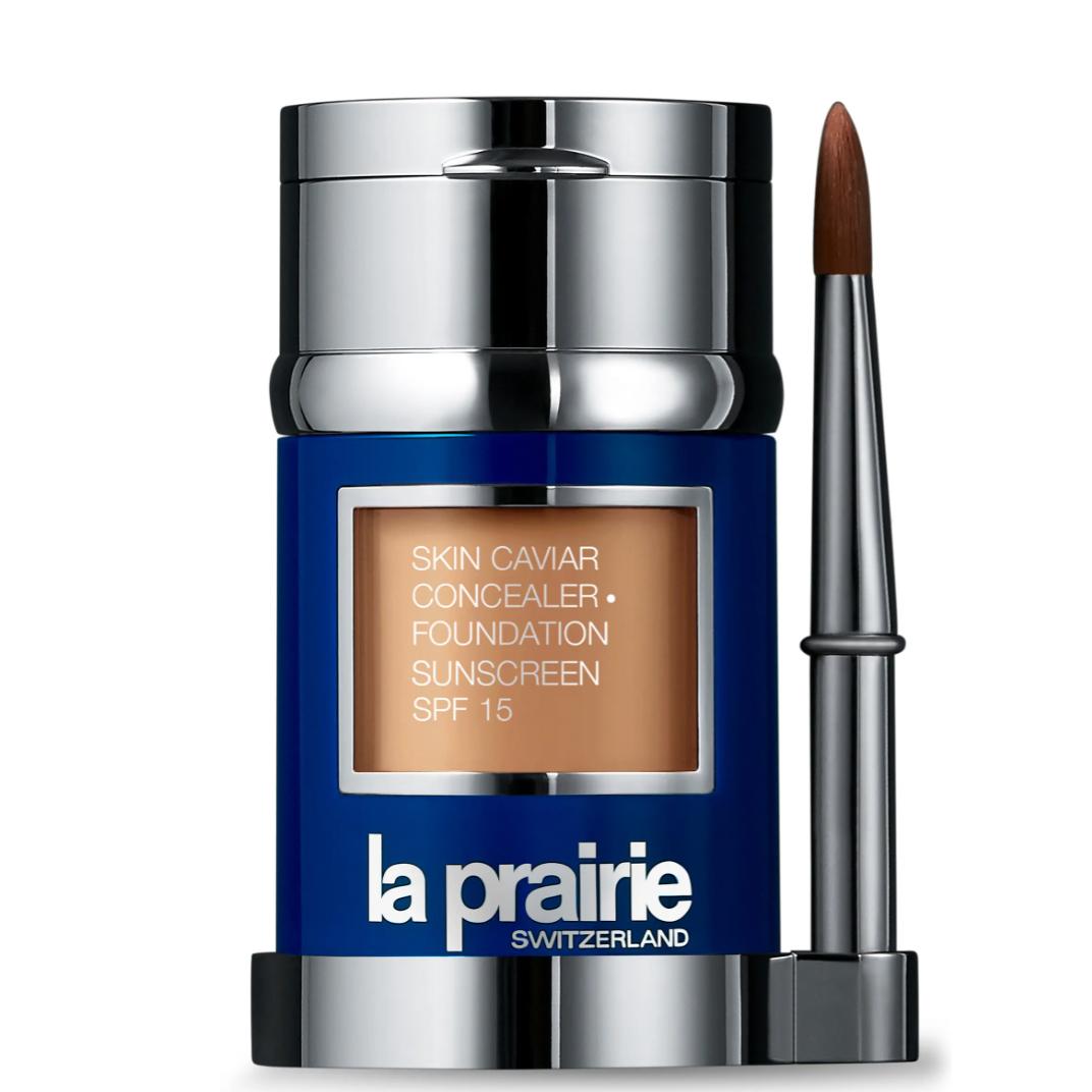 La Prairie Skin Caviar Concealer + Foundation Sunscreen SPF 15 review