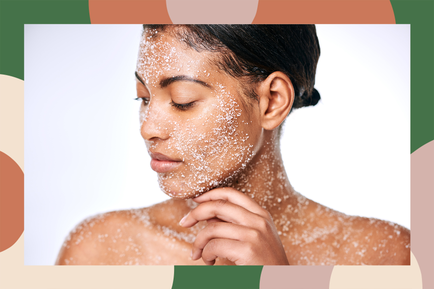 chemical physical exfoliants