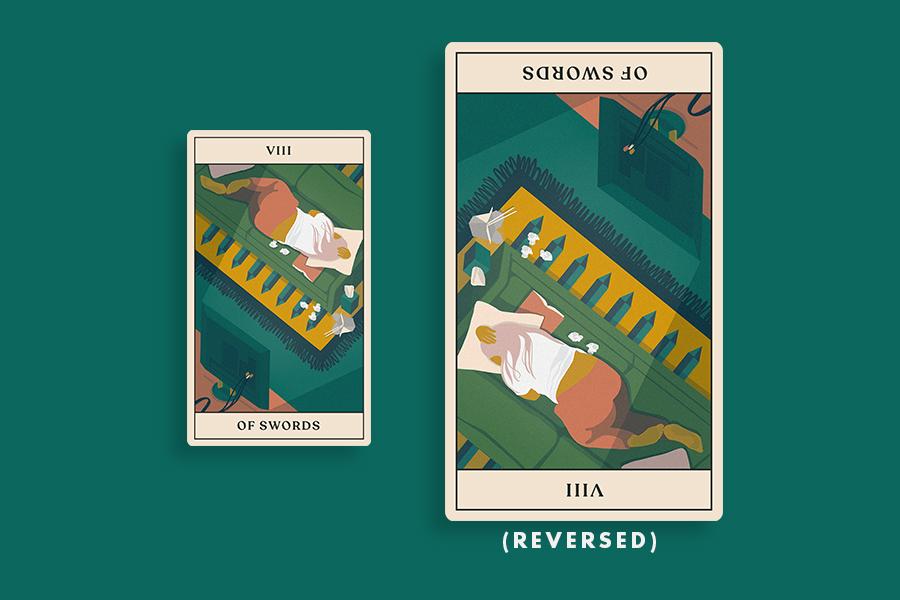 December tarotscopes, December tarot cards