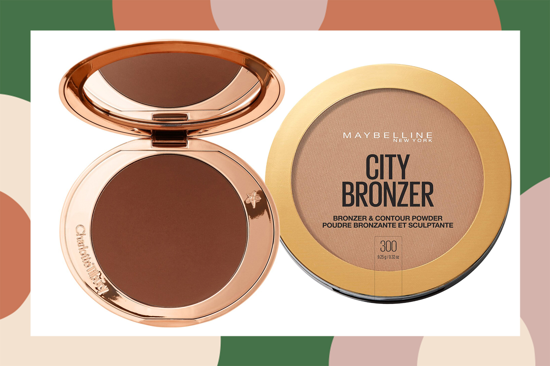 best bronzers makeup every skin tone drugstore luxury maybelline charlotte tilbury