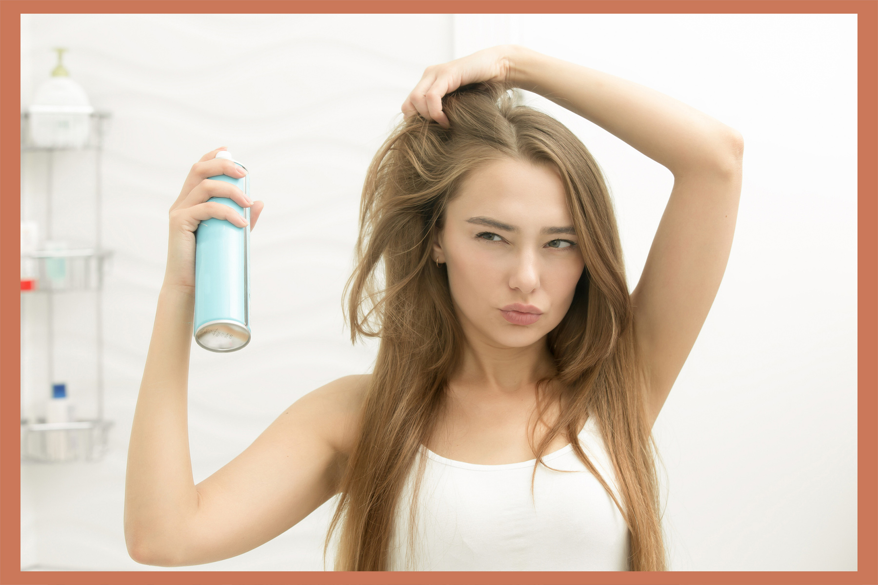 is dry shampoo bad for hair