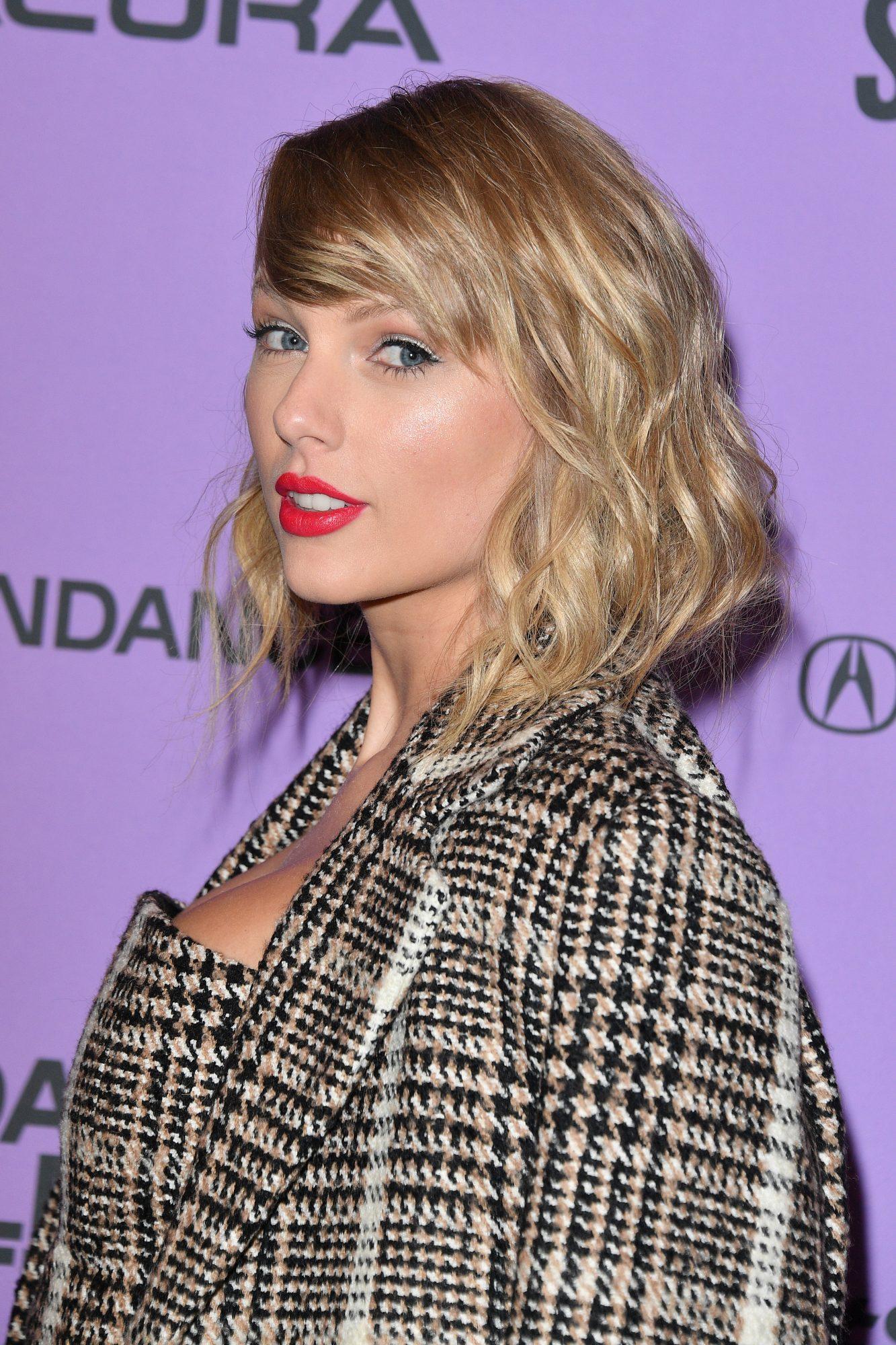Taylor Swift Miss Americana premiere
