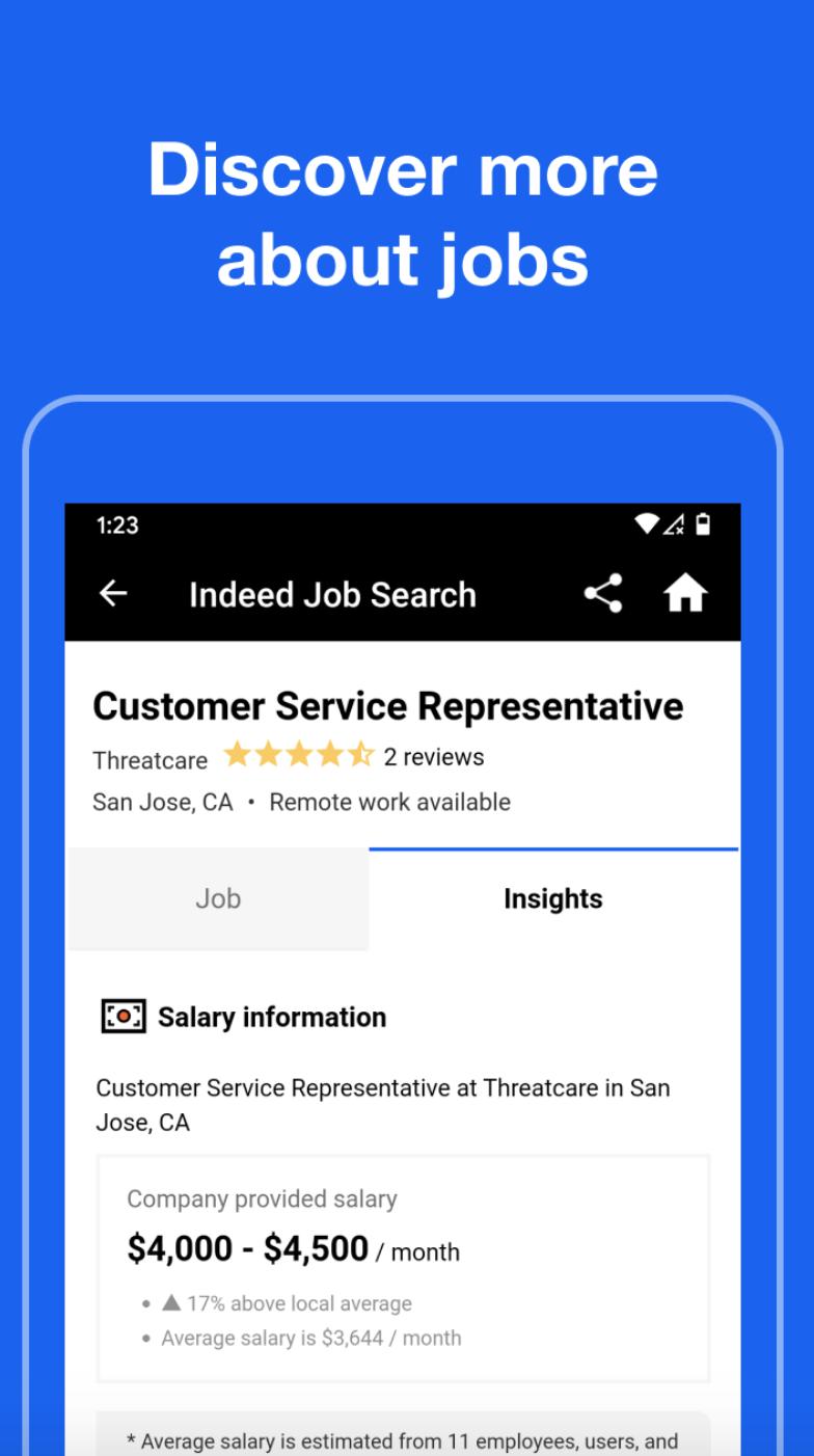 bes job apps