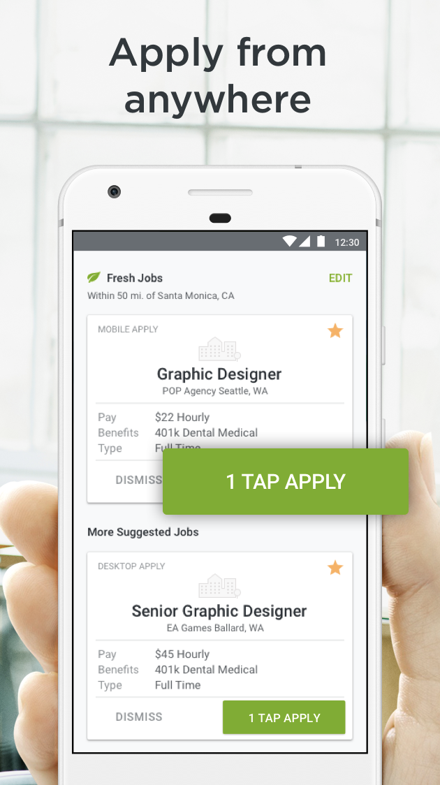 best job apps