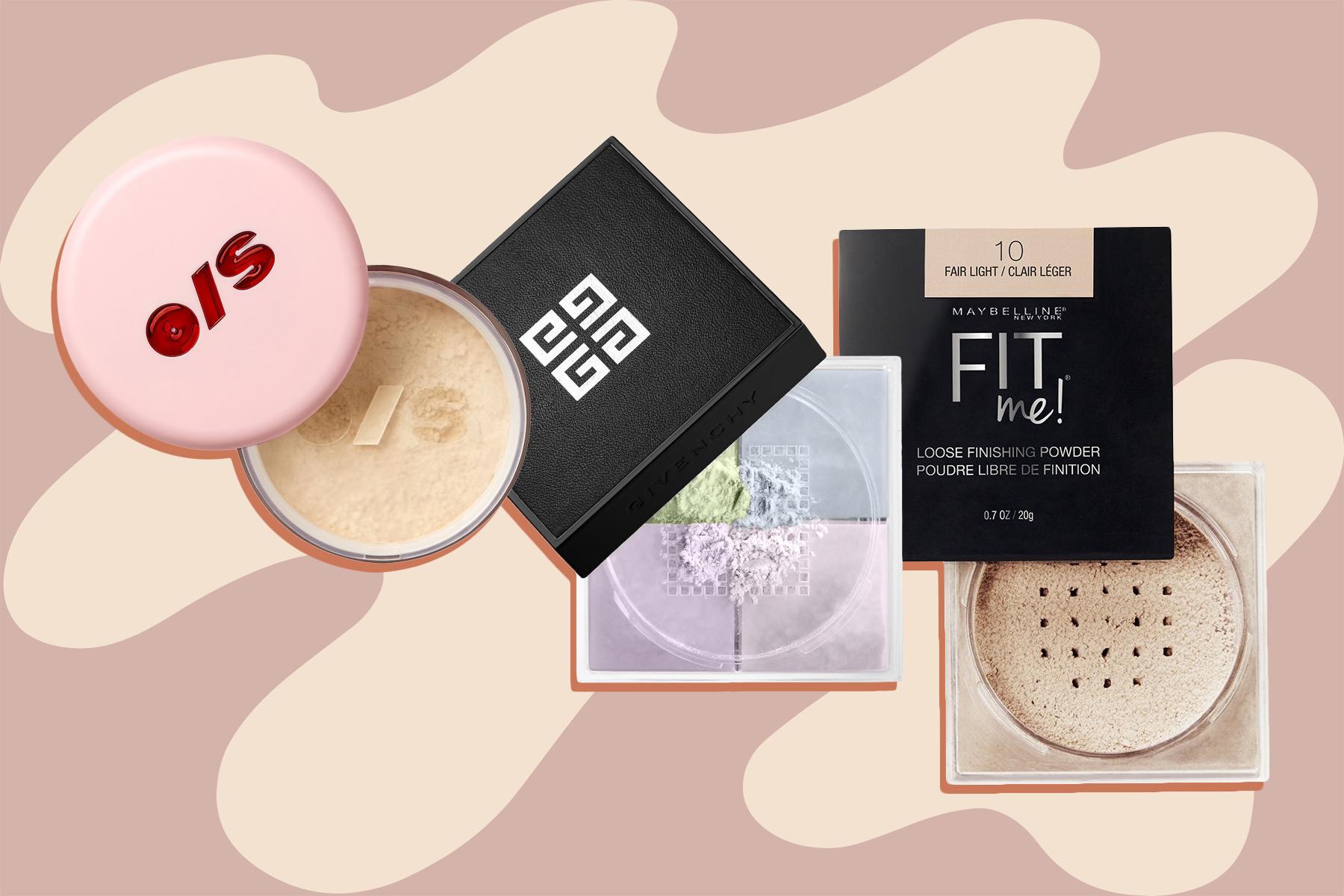 best translucent powders loose pressed setting