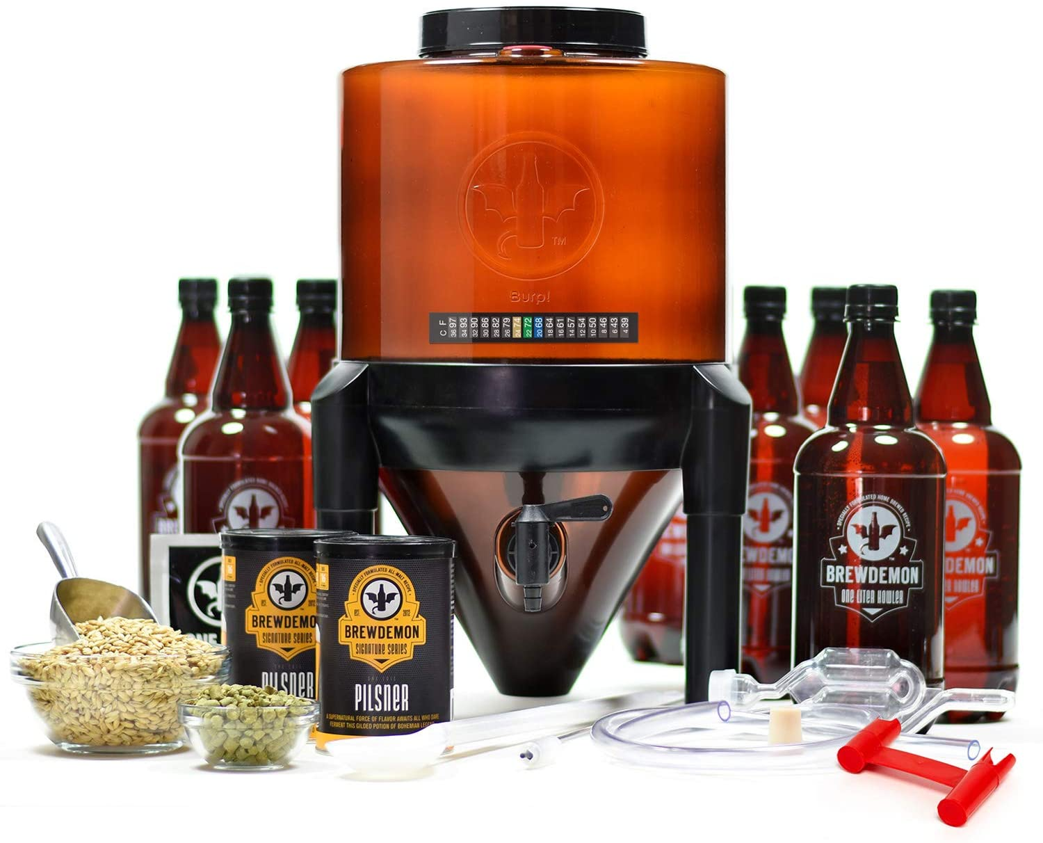 beer brewing kit hobby gifts