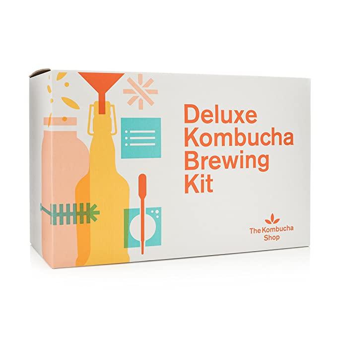 Kombucha brewing kit hobby gifts