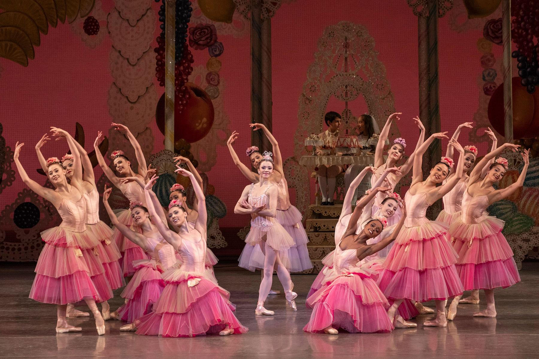 New York City Ballet The Nutcracker virtual