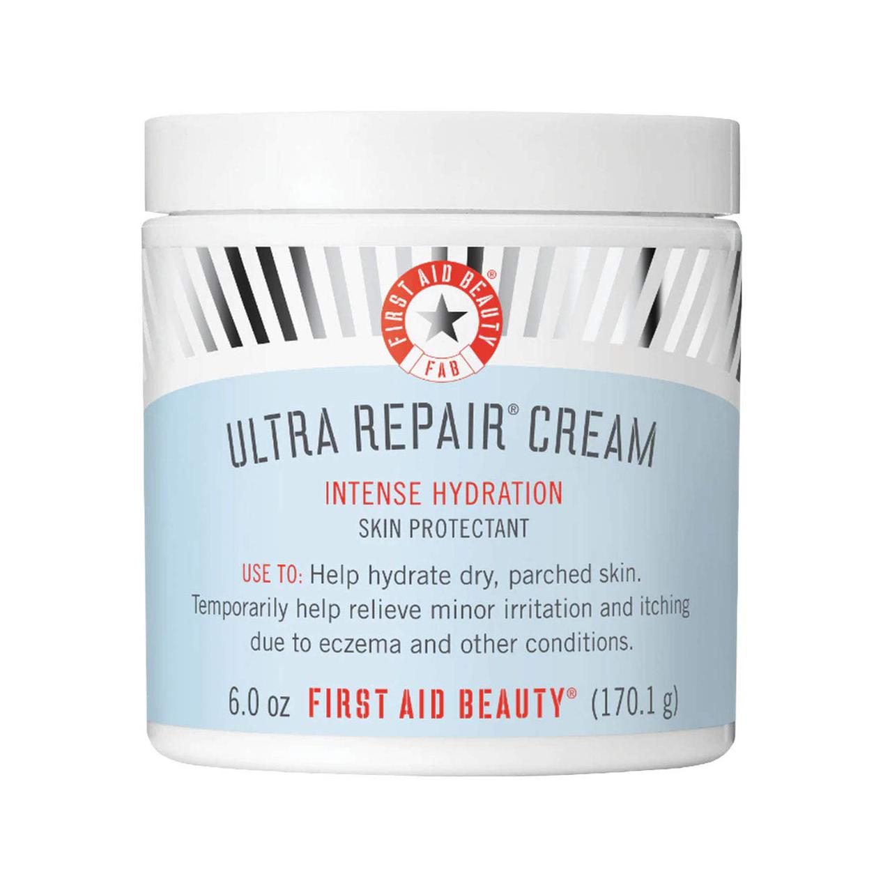 first aid beauty sensitive sensitized skin
