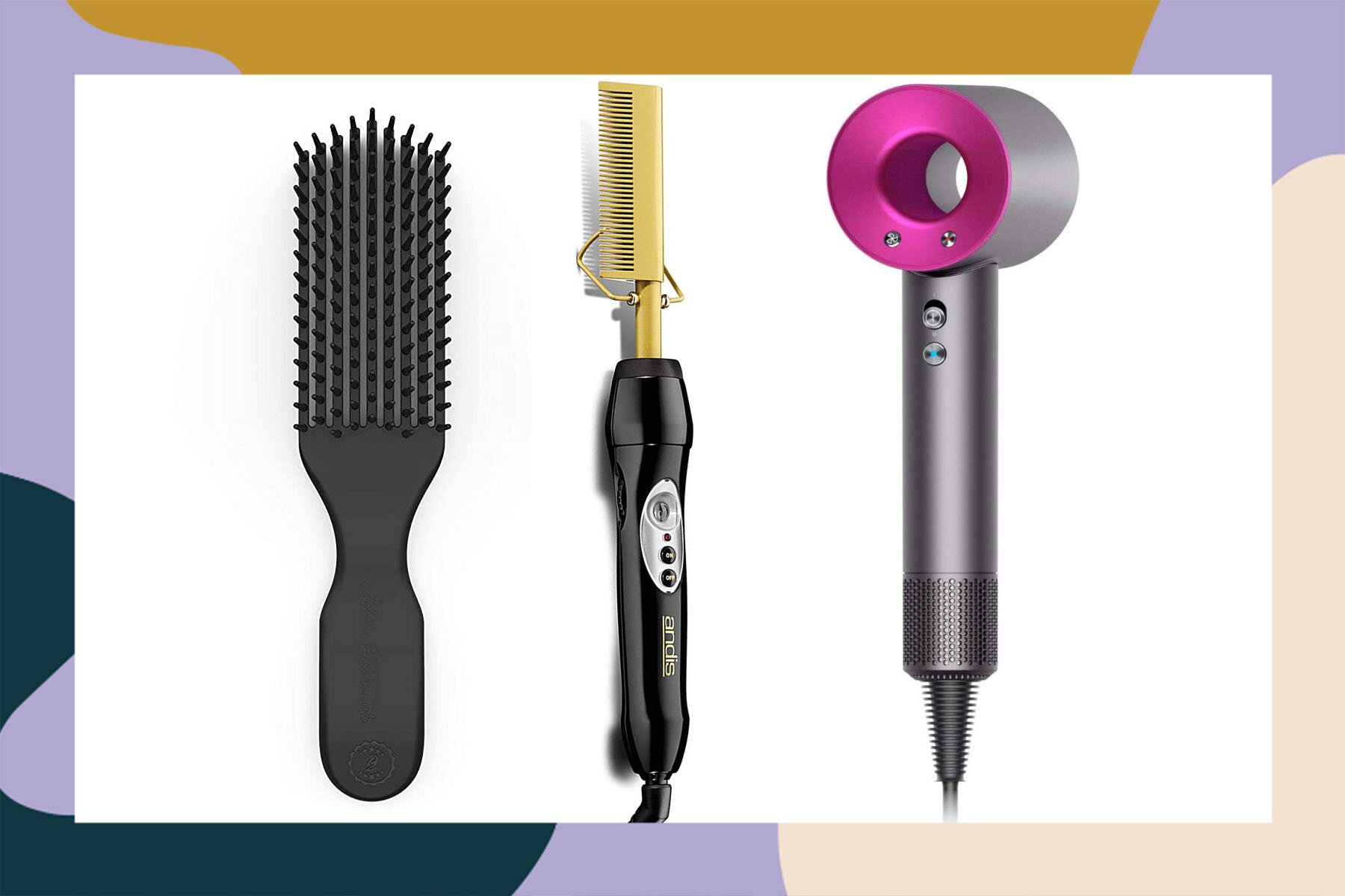 Editor Approved Hair Styling Tools For All Hair Types Hellogiggles