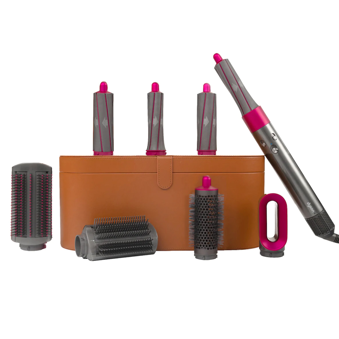 editor heat styling tools hair