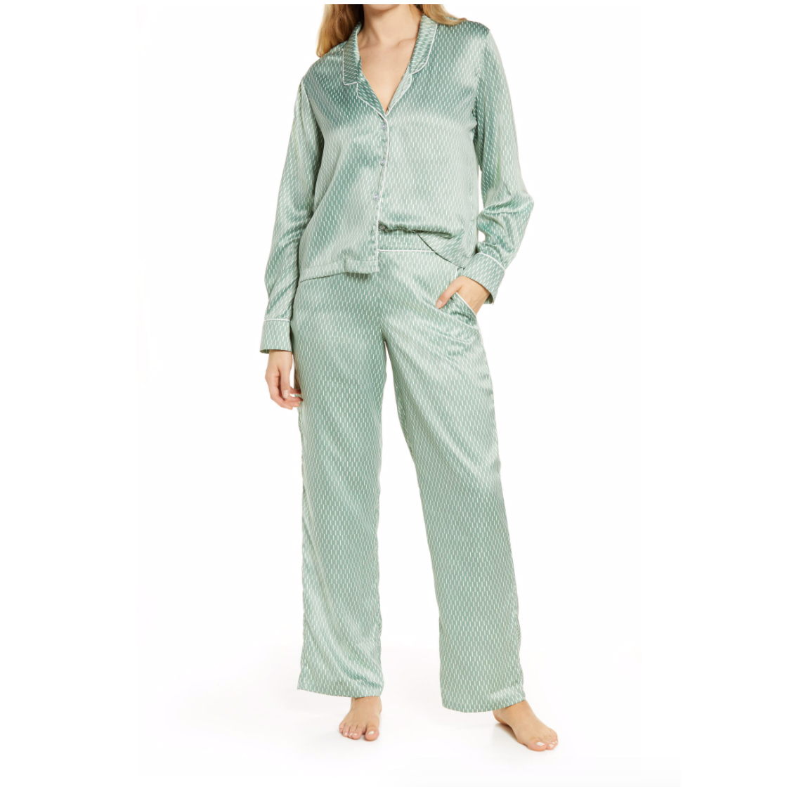 New Year's Eve outfit pajamas