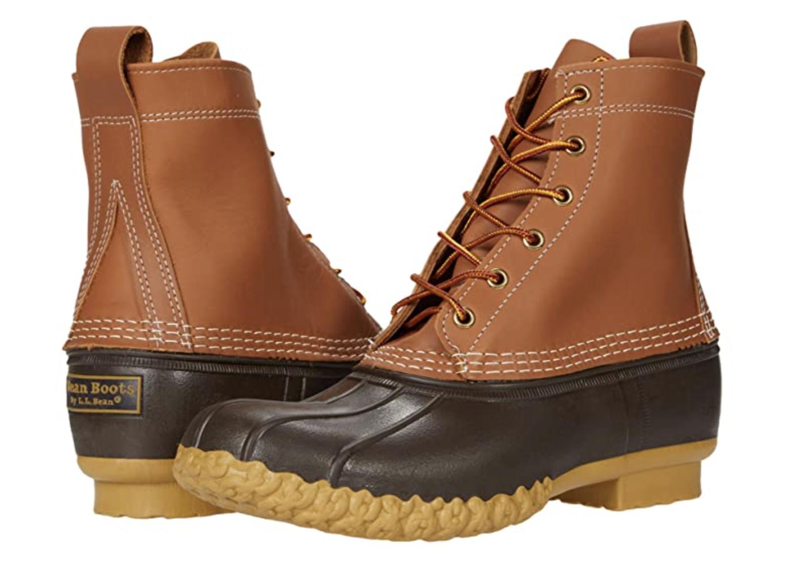 bean boots, best waterproof boots