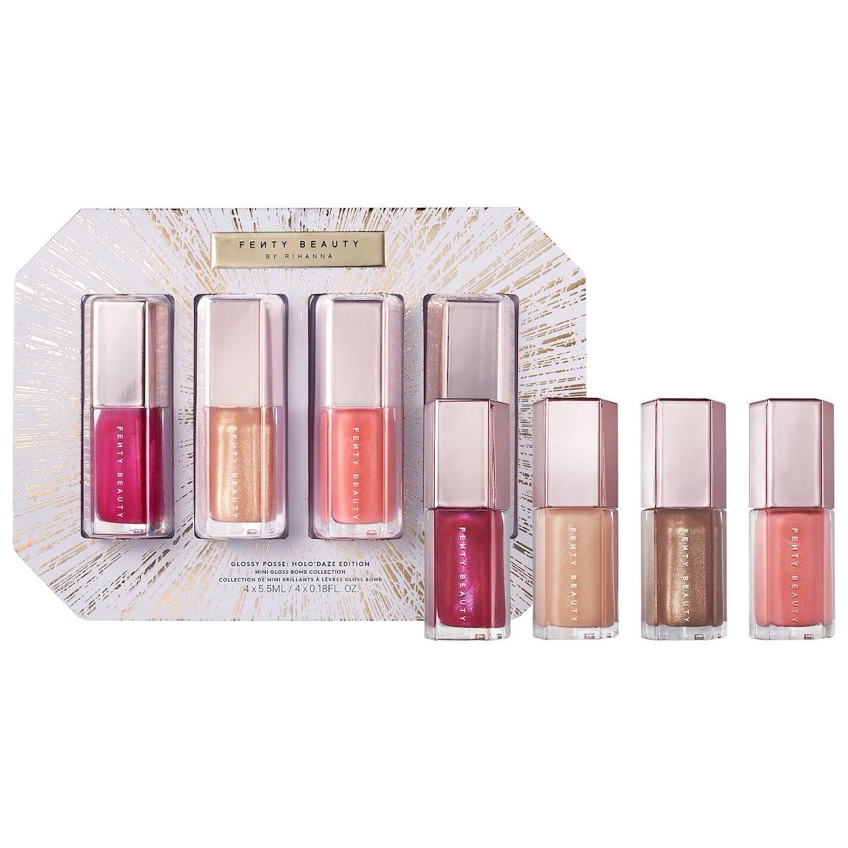 Fenty Beauty by Rihanna lip gloss