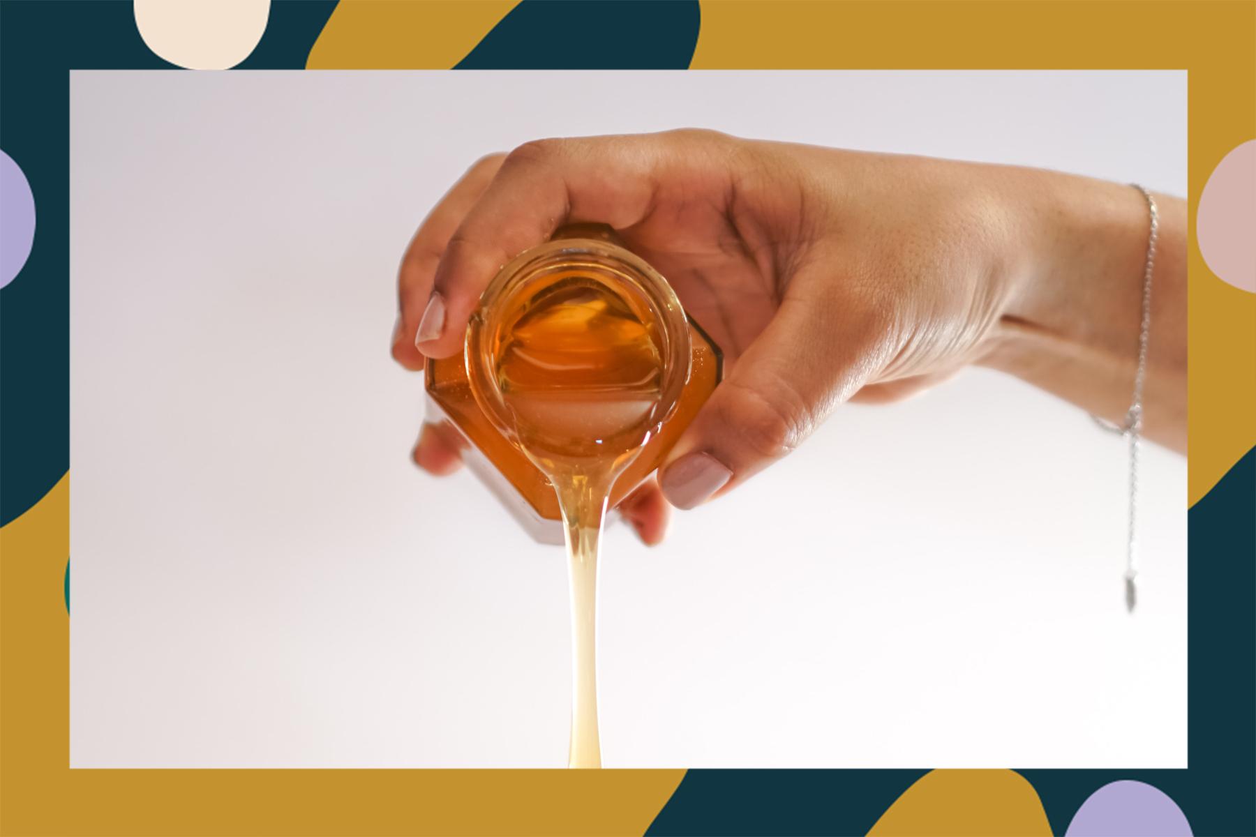 honey hair benefits haircare