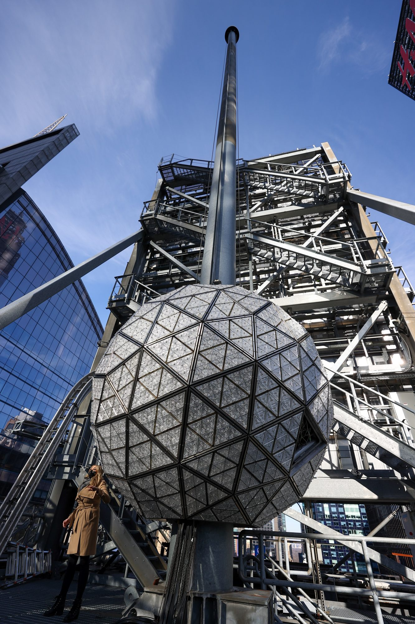 Times Square New Year's Eve Ball