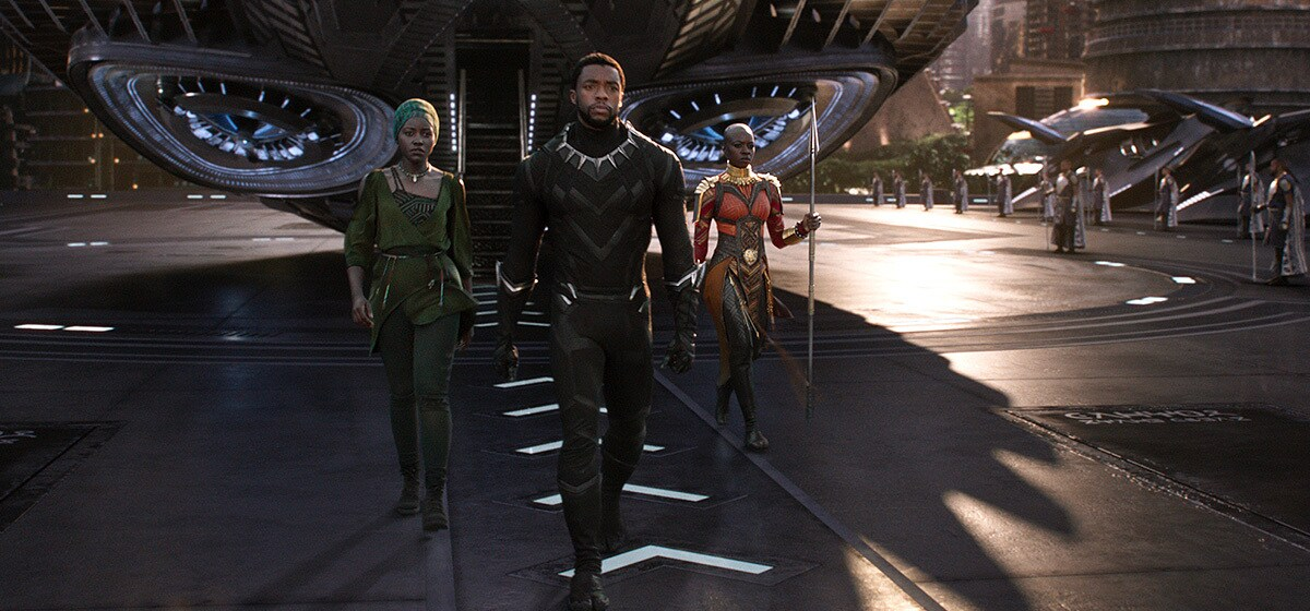 Movie: 'Black Panther'