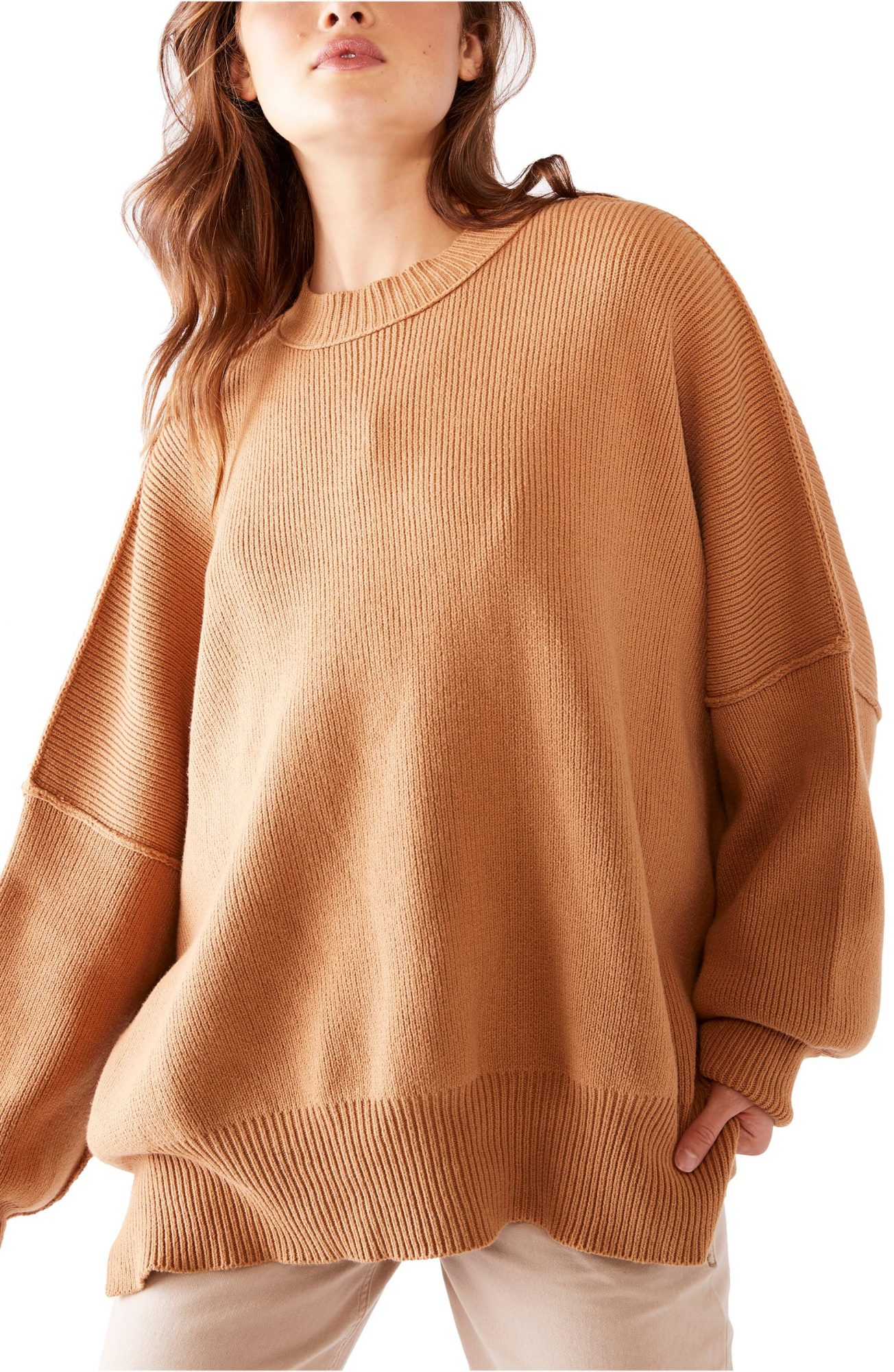nordstrom free people sweater