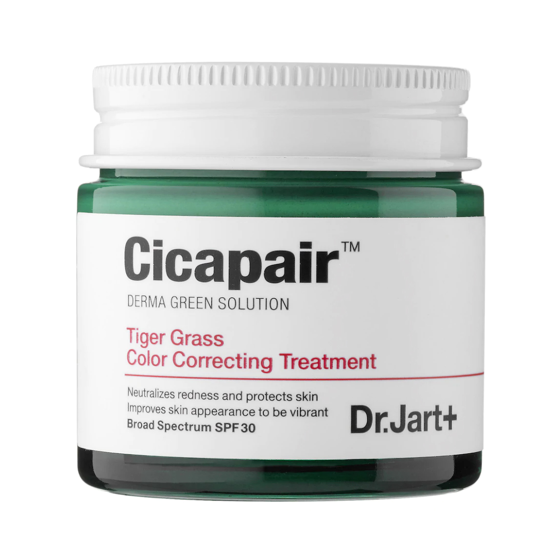 dr. jart+ CICAPAIR™ TIGER GRASS COLOR CORRECTING TREATMENT SPF30