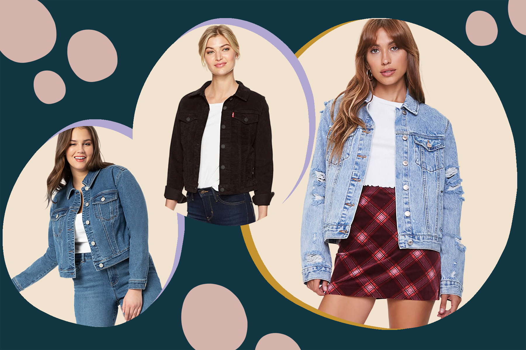 best denim jackets to shop