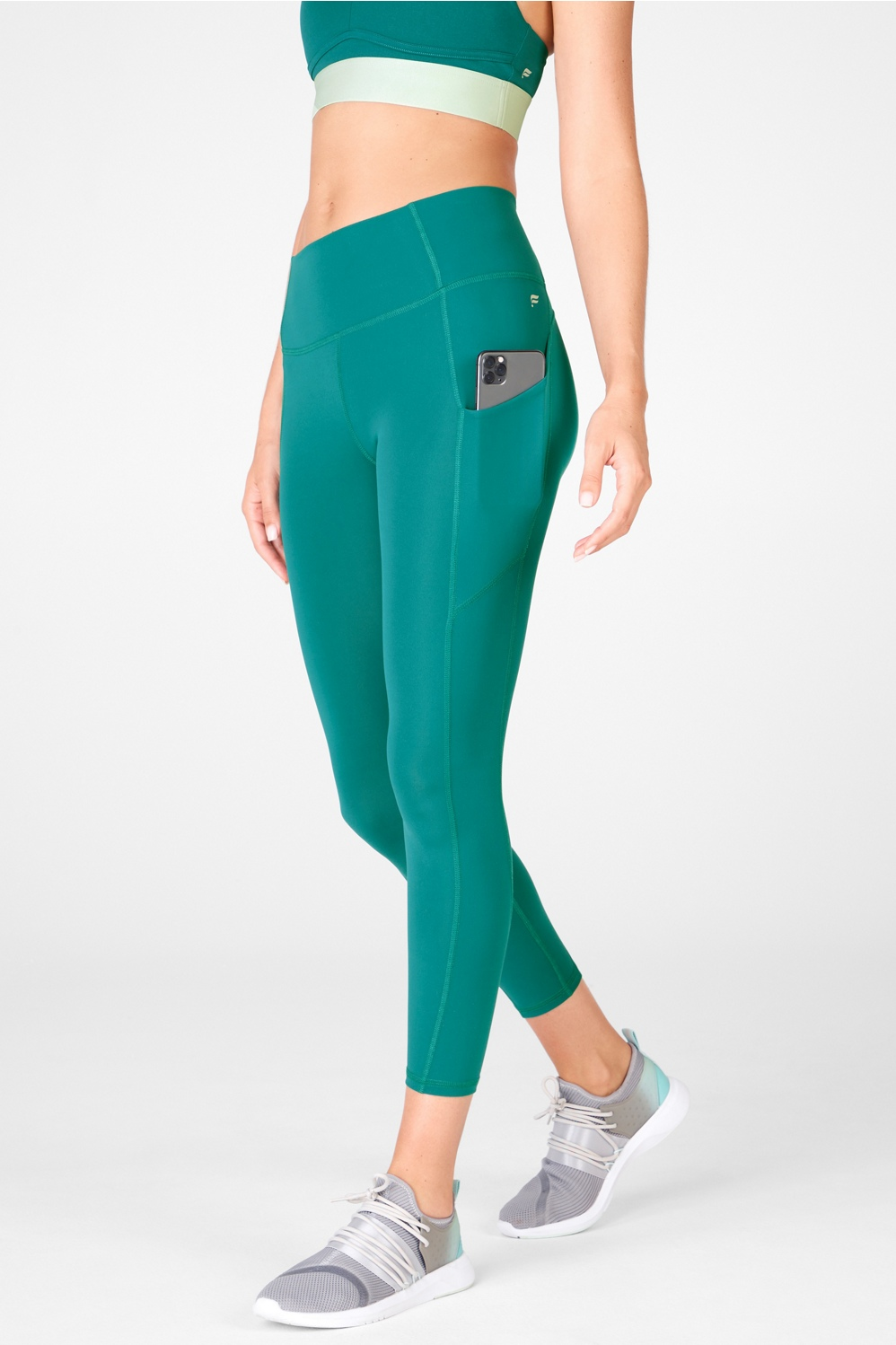 Fabletics leggings best women's activewear brands