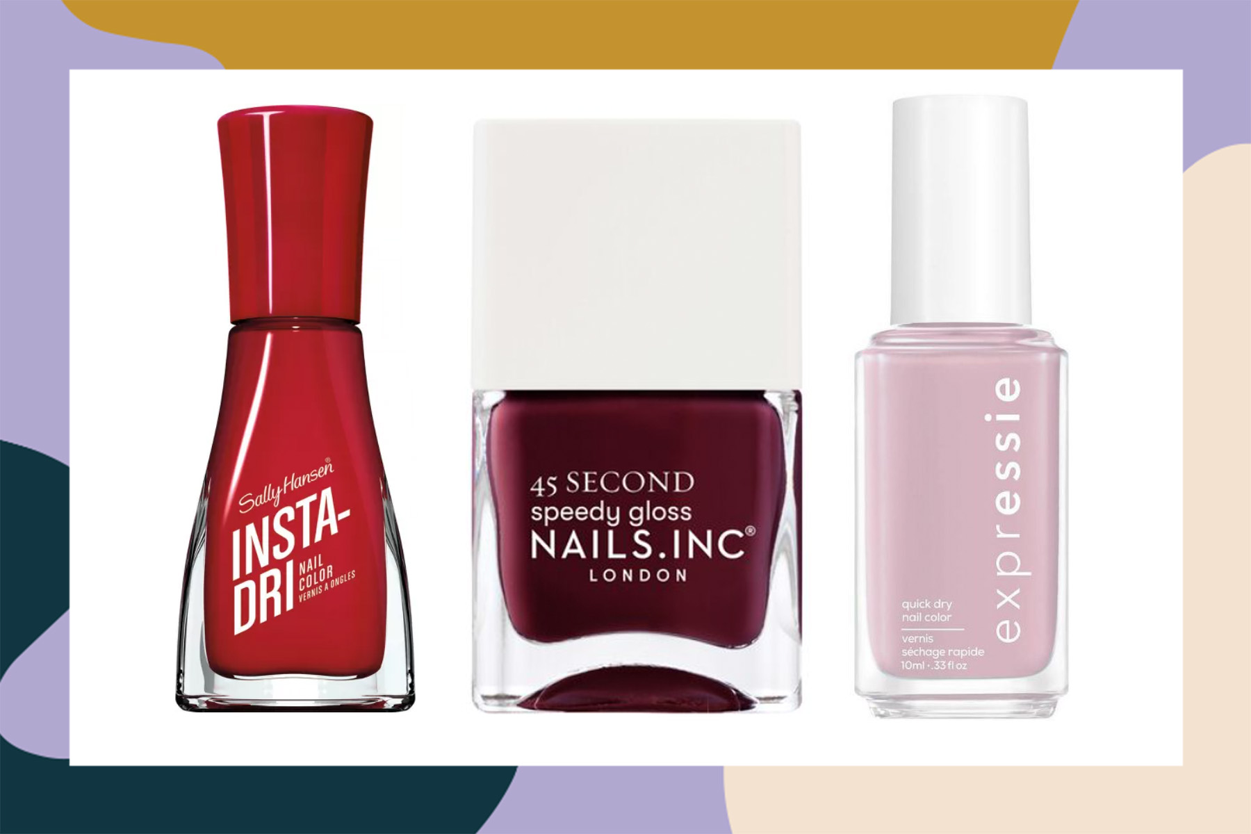 best quick-dry nail polish