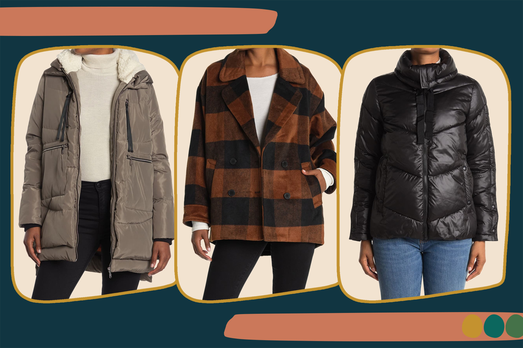 Nordstrom Rack coat sale