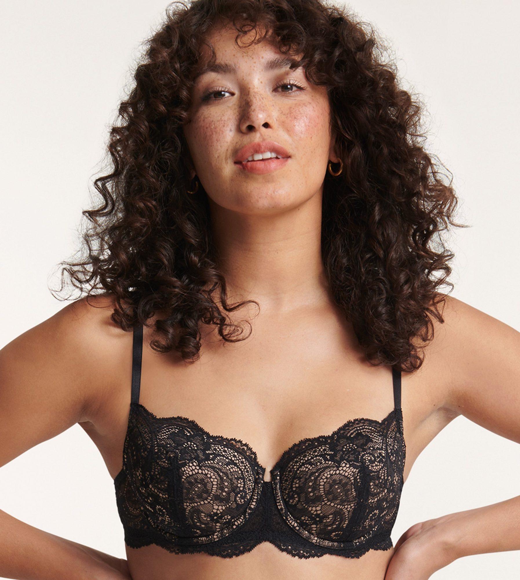 lingerie brands third love lace bra