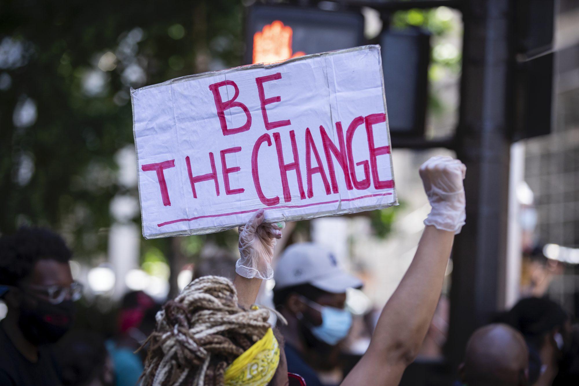 social justice, activism