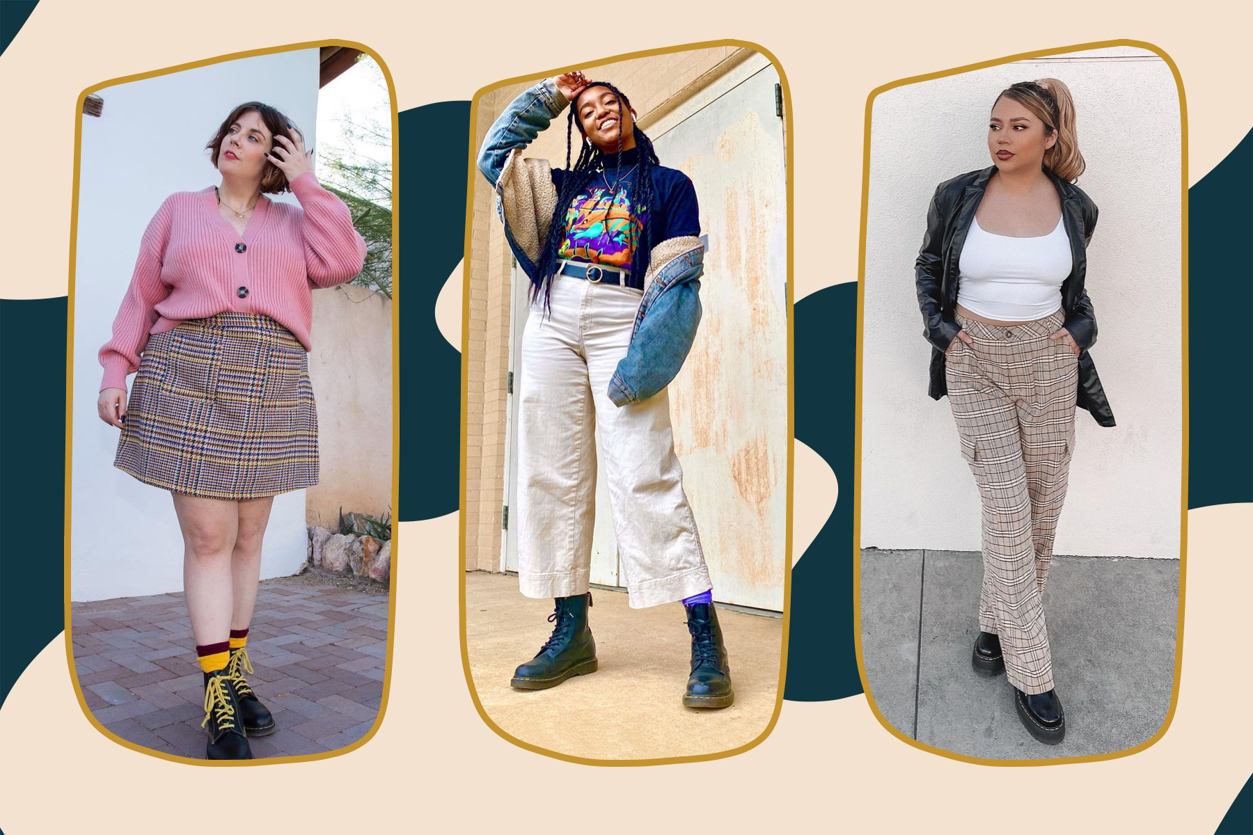 dr. martens outfits ideas