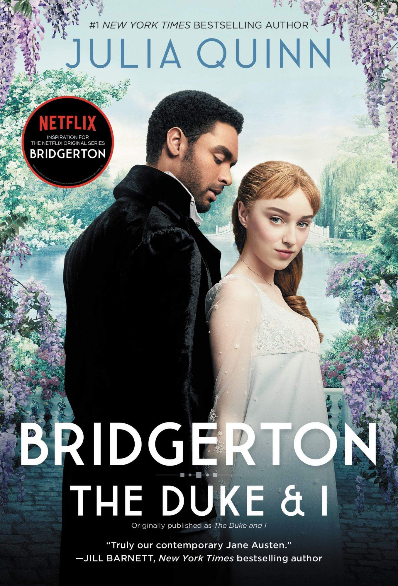 Bridgerton book Valentine's Day gift ideas