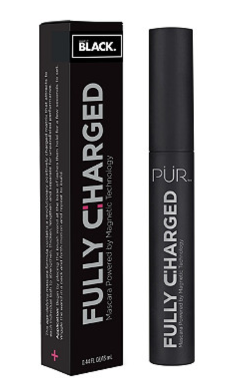 PÜR x Make It Black Fully Charged Magnetic Mascara