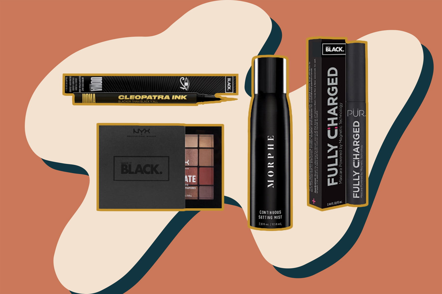 Ulta Make It Black Campaign