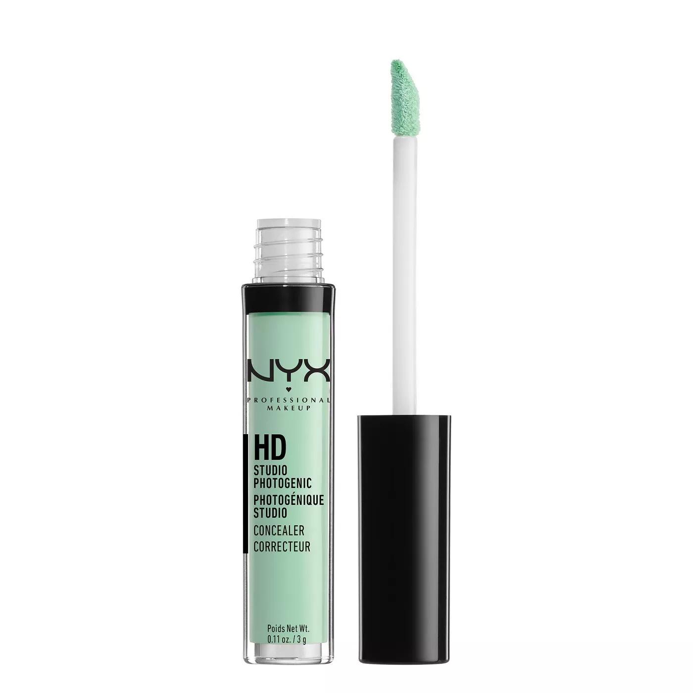 green color corrector