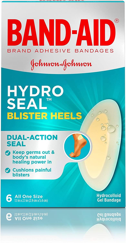 hydrocolloid band-aid